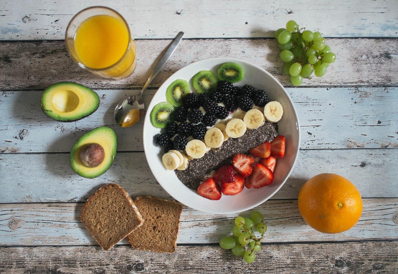Nutrición para la madre y el hijo
