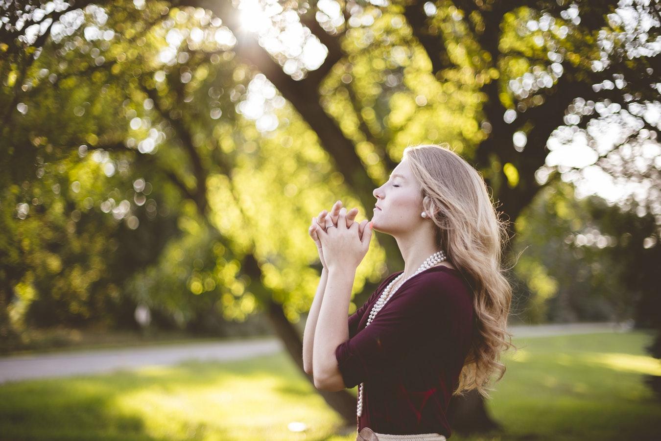 Oración de una futura madre