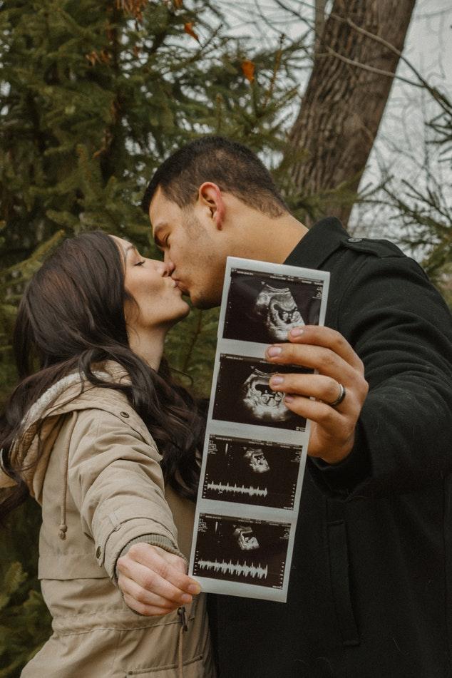¡Felicidades! usted va a ser padre